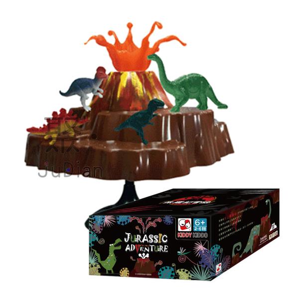 親子桌遊 - 侏羅紀冒險