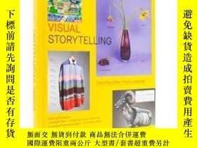 二手書博民逛書店Visual罕見Storytelling: Inspiring A New VisY237948 R. Kla
