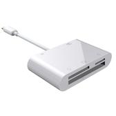 【免運】多合一蘋果讀卡器手機otg多功能單反相機套件