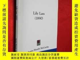 二手書博民逛書店Lily罕見Lass (1890) 【詳見圖】Y5460 McC
