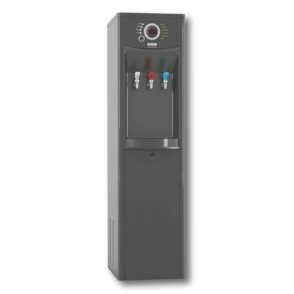 限期加贈半年份濾芯 賀眾牌 微電腦冰溫熱落地型節能飲水機 RO淨水 UN-1322AG-1-R 含基本安裝