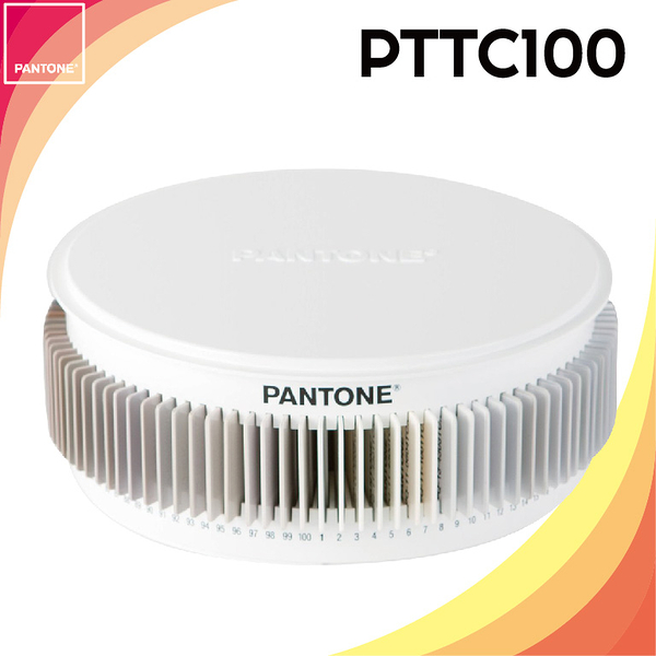 《PANTONE 》彩通色調系列 【THE PANTONE Plus Plastics Standard Chips Collection 】 PTTC100