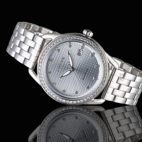 CITIZEN星辰Ladies璀璨光芒光動能腕錶 FE6111-87A