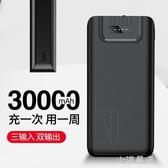 手機充電寶30000毫安3萬mah超大容量快充通用定制logo『小淇嚴選』