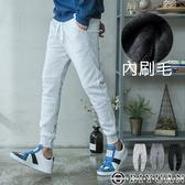 MIT不起毛球刷毛棉褲【SPG3155】OBIYUAN縮口褲 休閒褲/長褲共3色