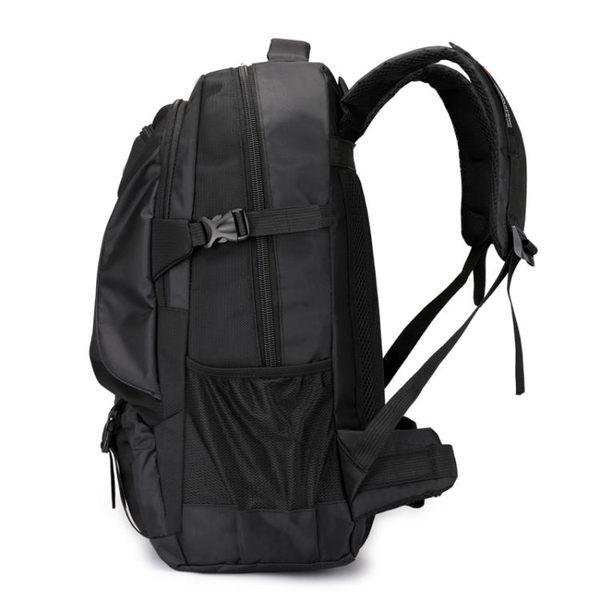 旅游背包後背旅行包男超輕大容量時尚時尚潮流青年登山包 黛尼時尚精品