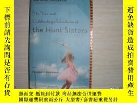 二手書博民逛書店The罕見True and Outstanding Adventures of the Hunt Sisters