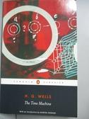 【書寶二手書T4/原文小說_LLQ】The Time Machine_Wells, H. G./ Parrinder,