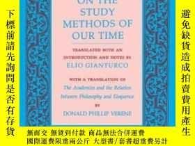 二手書博民逛書店On罕見The Study Methods Of Our Tim