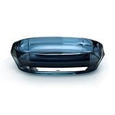 光芒系列皂盤-藍色