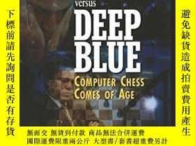 二手書博民逛書店Kasparov罕見Versus Deep BlueY256260 Monty Newborn Springe