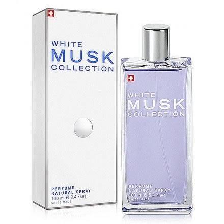 ※薇維香水美妝※Musk White Musk Collection 瑞士 經典白麝香 淡香水 5ml分裝瓶 實品如圖二
