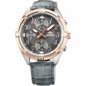ORIENT 東方錶 SPORTY DESIGN 超人氣運動手錶-38mm FUY04005A