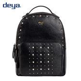 deya 搖滾甜心 時尚個性鉚釘後背包