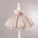 童裝2021春夏正韓女童背心洋裝夏天公主蓬蓬裙中小童禮服裙表演