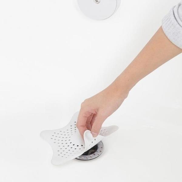 防臭地漏 umbra地漏蓋防臭器塞下水道蓋衛生間硅膠蓋水池塞子廁所堵蓋子 宜品居家