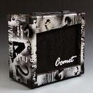 Comet® 時尚簡約風格(10瓦音箱-內建破音效果)