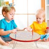 木丸子二合一磁性鐵運筆迷宮走珠游戲寶寶益智力兒童玩具桌面游戲【全館免運】