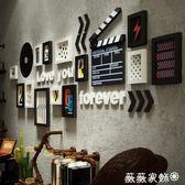 酒吧裝飾 工業風墻飾復古墻壁掛件創意墻體墻上掛飾酒吧餐廳背景墻面裝飾品 igo薇薇家飾