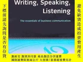 二手書博民逛書店Writing,罕見Speaking, ListeningY255562 Helen Wilkie Essen