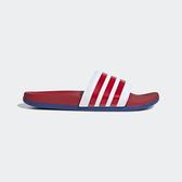 Adidas Adilette Comfort [EG1853] 男鞋 涼鞋 拖鞋 運動 休閒 時尚 經典 愛迪達 紅藍