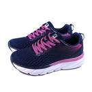 G.P (GOLD PIGEON) 阿亮代言 運動鞋 女鞋 深藍/紫 P7632W-20 no551