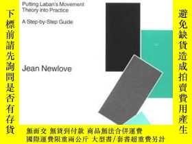二手書博民逛書店Laban罕見For Actors And DancersY256260 Jean Newlove Theat
