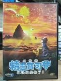 挖寶二手片-P01-452-正版DVD-動畫【精靈寶可夢:就決定是你了 劇場版】-國日語發音(直購價)