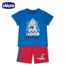 chicco- 休閒-鯊魚短袖套裝