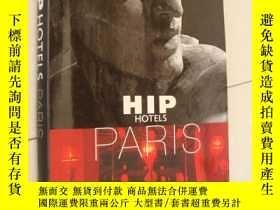 二手書博民逛書店Hip罕見Hotels: Paris (with 304 ill
