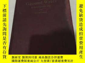 二手書博民逛書店(Ground罕見Water Its)13534 (Ground