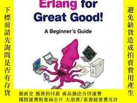 二手書博民逛書店Learn罕見You Some Erlang For Great Good!Y364682 Fred Hebe