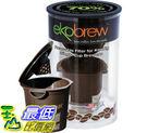 [美國直購 ShopUSA] Ekobrew Cup, Refillable K-Cup For Keurig K-Cup Brewers  852748003061 $761