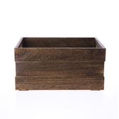 特力屋可堆疊桐木箱-小27x19x13.5公分