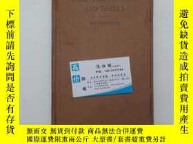 二手書博民逛書店PLANE罕見TRIGONOMETR AND TABLES(見書