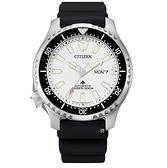 CITIZEN 星辰 鋼鐵河豚 NY0118-11A 亞洲限定 潛水機械錶