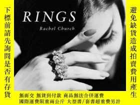 二手書博民逛書店Rings罕見戒指 戒指珠寶首飾設計書籍Y238343 V&am