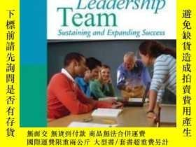 二手書博民逛書店The罕見Literacy Leadership Team: Sustaining And Expanding S