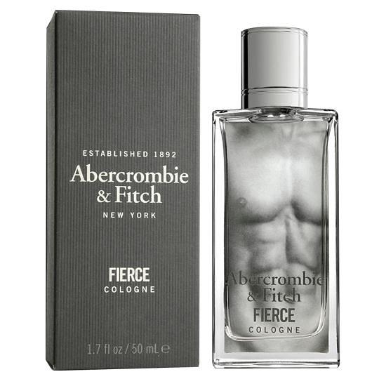 Abercrombie&Fitch FIERCE COLOGNE 肌肉男男性淡香水 50ml ★Vivo薇朵