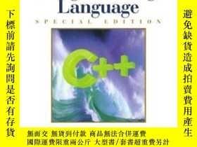 二手書博民逛書店The罕見C++ Programming Language, Special EditionY255562 [