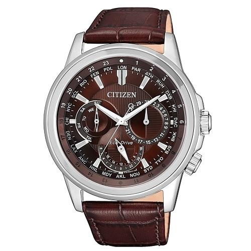 CITIZEN星辰 時尚設計風光動能腕錶/BU2020-29X