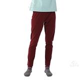 【TAKAKA】女 黃金絨保暖褲(內著)『酒紅紫』Z82265 戶外 休閒 運動 露營 登山 吸濕排汗 透氣