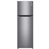 LG 208 公升雙門星辰銀冰箱GN L297SV