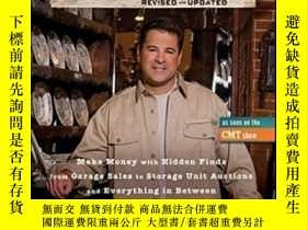 二手書博民逛書店The罕見Garage Sale Millionaire: Make Money With Hidden Find