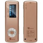 人因UL430 蜜糖咖啡MP3 8GB ★高CP值MP3★