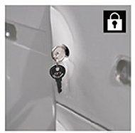 樹德 SC 置物櫃 專用鎖頭 / 個 (櫥櫃/收納櫃/收納櫃/鞋盒/鞋架/衣物櫃)