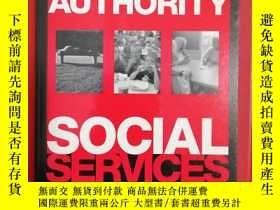 二手書博民逛書店Local罕見Authority Social Services