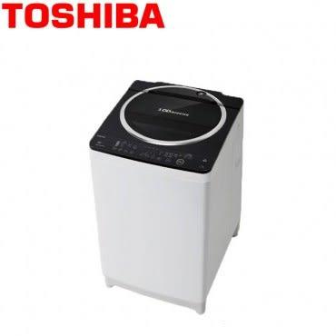 TOSHIBA東芝 SDD變頻12公斤洗衣機(AW-DE1200GG)(魅力黑)