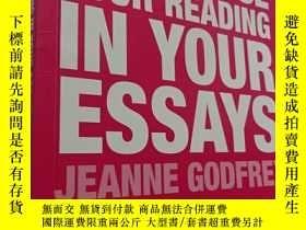 二手書博民逛書店How罕見to Use Your Reading in Your