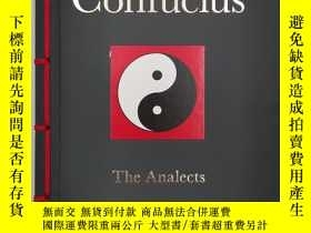 二手書博民逛書店Confucius:罕見The Analects 孔子:《論語》